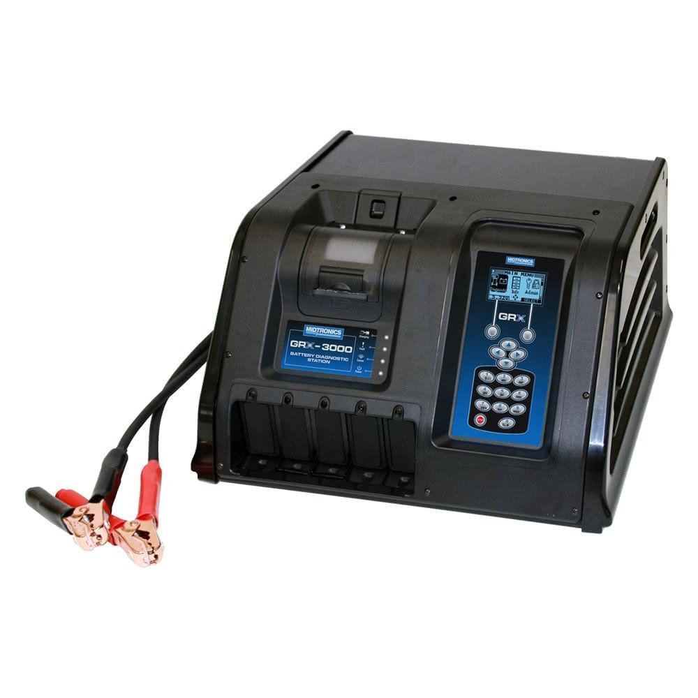 GRX-3000 зарядное устройство Midtronics