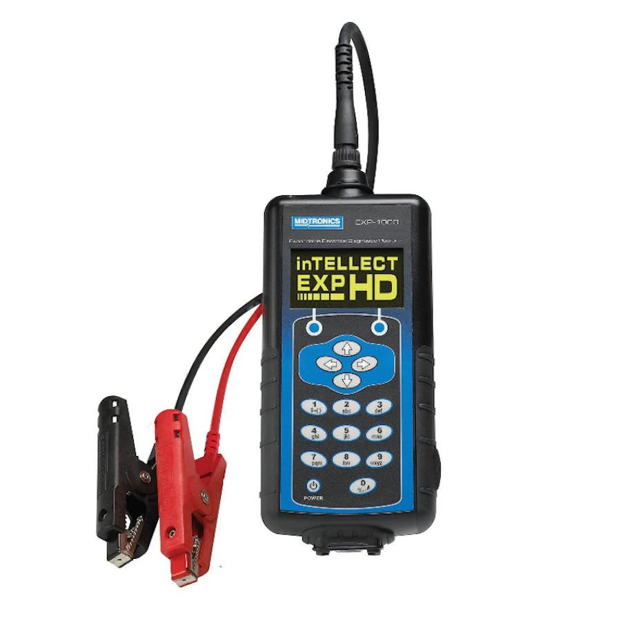 тестер аккумуляторных батарей exp-1000HD midtronics